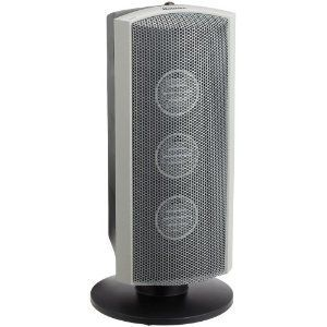 Holmes Portable Triple Ceramic Tower Heater