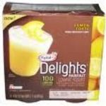 Yoplait Delights Parfait Lowfat Yogurt - Lemon Torte
