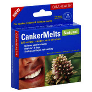 Orahealth CankerMelts
