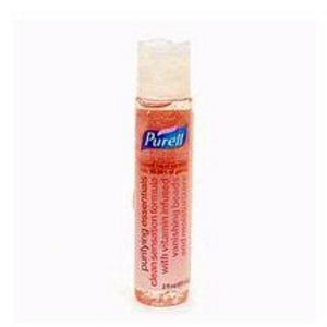 Purell Purifying Essentials Instant Hand Sanitizer Gel, Crisp Apple