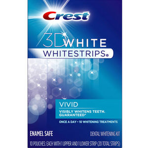 Crest Whitestrips Teeth Whitening System