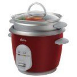 Oster 3-Cup Rice Cooker and Steamer 4722