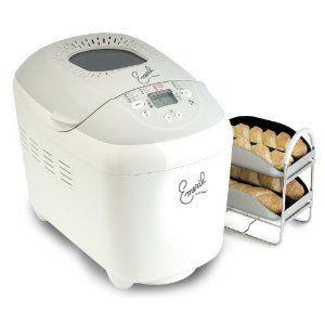 T-FAL Emerilware 3-Pound Bread & Baguette Maker