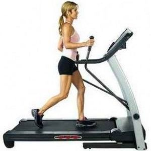 Reebok 2.80 HP Crosswalk Treadmill