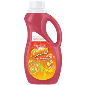 Gain Liquid Fabric Softener, Apple Mango Tango Scent