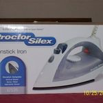 Proctor Silex Non-Stick Iron