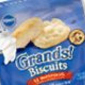 Pillsbury Biscuits Butter testin