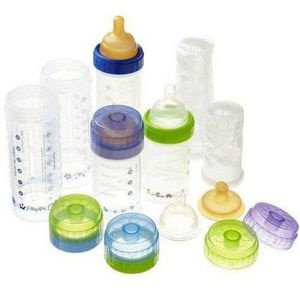 Playtex Drop Ins Original Bpa Free Nurser Plastic Baby Bottles