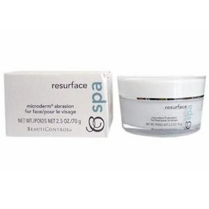 BeautiControl BC Spa Resurface Microderm Abrasion for Face