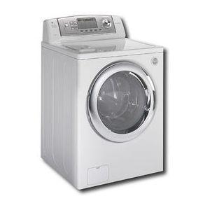 LG Rear-Control Front Load Washer WM0532HW