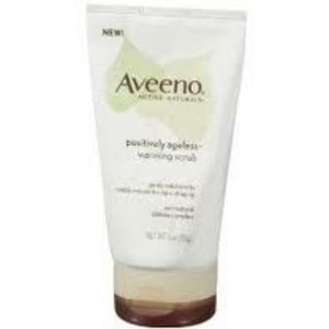 Aveeno Positively Ageless Daily Exfoliating Cleanser