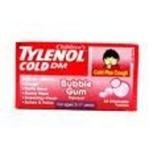 Tylenol Children's Chewable