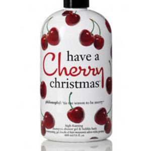 Philosophy Have A Cherry Christmas 3-in-1 Shower Gel