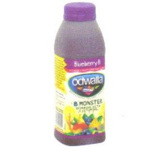 Odwalla Blueberry B Monster Smoothie