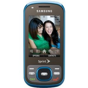 Samsung - Exclaim Cell Phone