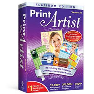 Nova Development Print Artist Platinum Edition Version 23