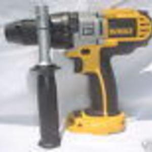 DeWalt Cordless Drill/Driver/Hammer