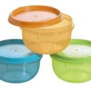Tupperware Ideal Lit'l Bowl Set