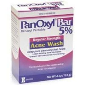 PanOxyl PanOxyl clear skin soap bar
