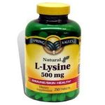Spring Valley L-Lysine
