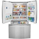 Kenmore Ultra Satin French Door Refrigerator 78502
