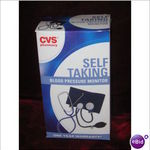 CVS Pharmacy Brand Self Taking Blood Pressure Monitor