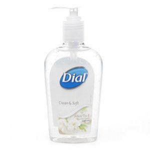 Dial Clean & Soft Hand Soap White Tea & Vitamin E