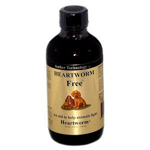 Amber Technology HWF Heartworm Free