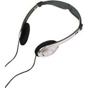 Magnavox - Foldable Lightweight Headphones (MHL 1600)