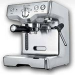 Breville Commercial 15-Bar Triple-Priming Die-Cast Espresso Machine
