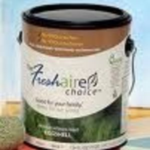 The FreshAire Choice Interior Paint