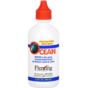 Ocean Premium Saline Nasal Spray