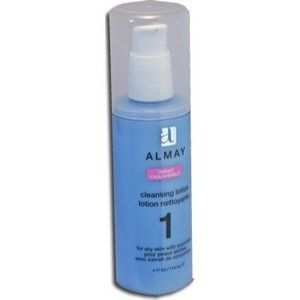 Almay Cleansing Lotion for Dry Skin with Cucumber, 4 fl oz /118 ml