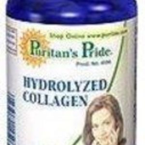 Puritan's Pride Hydrolyzed Collagen