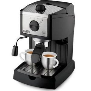 DeLonghi Pump Espresso and Cappuccino Machine