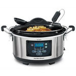 Hamilton Beach Set 'n' Forget 6-Quart Programmable Slow Cooker
