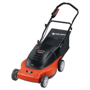 Black & Decker 19 In. 12 Amp Electric Rear Bag Mulching Mower Model # : MM875