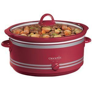 Rival 7-Quart Oval Manual Slow Cooker