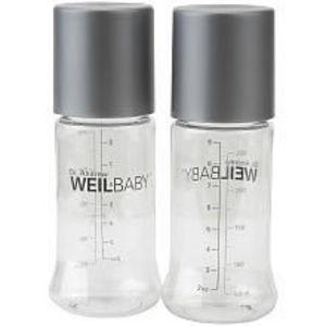 Weil Baby BPA Free Tritan Baby Bottles