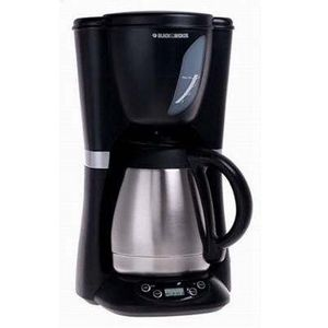 Black & Decker 8-Cup Thermal Coffee Maker