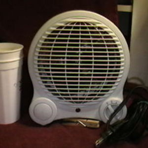 Feature Comforts Compact Heater