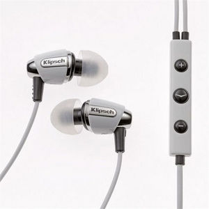 Klipsch Image S4i Earphones with Microphone Earphone / Headphone