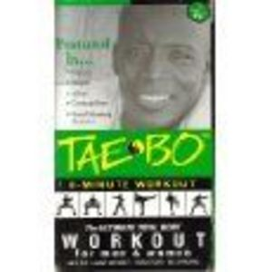 Taebo Advanced 8 minute workout