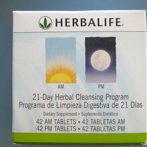 Herbalife 21-Day Herbal Cleansing Program