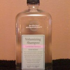 Bath & Body Works Aromatherapy Volumizing Shampoo Sleep Lavender Vanilla