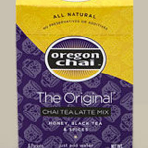 Oregon Chai - The Original Chai Tea Latte Mix