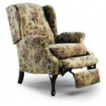 Lane Hampton Wingback Recliner