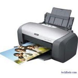 Epson Stylus R220 InkJet Photo Printer