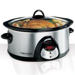 Crock-Pot 6-Quart Slow Cooker