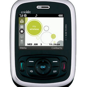 Cricket - PCD cricket Cell Phone